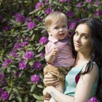 Фотосессия с ребенком :: Анна Котенкова