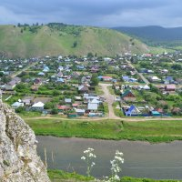вид с горы :: Олеся Ушакова