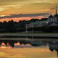 Закат в Кусково :: Илья Сердитов