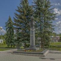Памятник Николаю Александровичу Львову в Торжке. :: Михаил (Skipper A.M.)