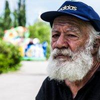 Портрет незнакомца :: Artem Zelenyuk