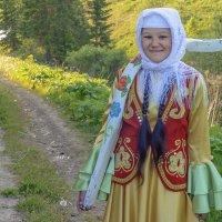 По щучьему велению и по её хотению - вёдра сами домой ушли...))) :: Владимир Хиль