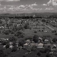 Индустриальный пейзаж :: Андрей Жданов