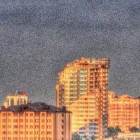 июньский вечер на Кубани :: Алексей Меринов