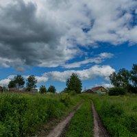 Я в деревеньке этой редкий гость... :: Юрий Морозов