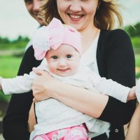 Таинство Крещения Ксении! :: Екатерина Корсун