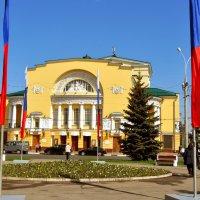 Волковский театр :: vg154