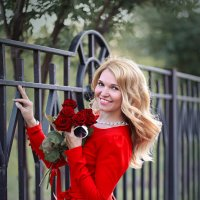 Прогулка по парку в день рождения :: Натали Михальченко