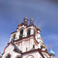 Храм Георгия Победоносца :: esadesign Егерев