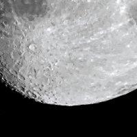 Луна .... ( южная часть ) :: Серёжа Стрельников
