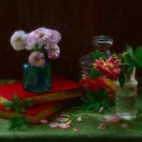 Осыпаются нежные розы :: Aioneza (Алена) Московская