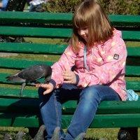 Любовь и голуби :: Александра