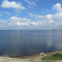 Саратовская ГЭС :: tgtyjdrf