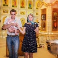 Крещение :: Александра Капылова