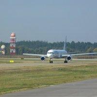 Боинг 757 был в А/К ЮТейр недолго.. :: Alexey YakovLev