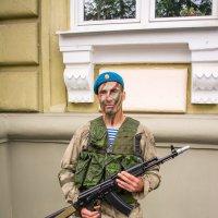 Выставка военной техники и вооружения :: Павел Москалёв