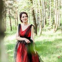 Прогулка невесты :: Olexandr