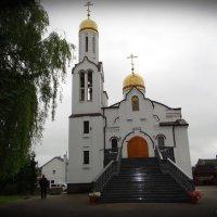 Храм Святителя Тихона. :: Антонина Гугаева