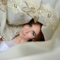 нежная невеста :: Александра Гусарова