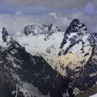 Верховья долины Аманауз :: Михаил Баевский
