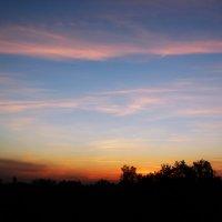 Краски заката. :: Инна Малявина