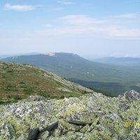 горный хребет ТАГАНАЙ :: Валерий Конев