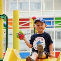 Разноцветное детство :: Андрей Майоров