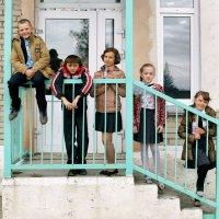 Школьные фотоальбомы :: Дмитрий Конев