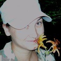 Дикая лилия :: Александра Полякова-Костова