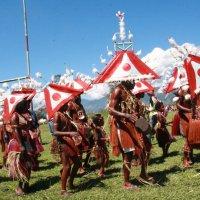 Mount Hagen Cultural Show . :: Антонина