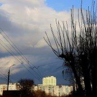 Сквозь  грозу  сияет солнце.... :: Валерия  Полещикова