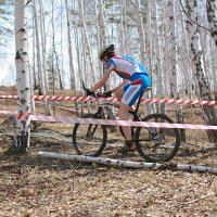 Горные велосипедные гонки в дисцеплине Up hill. май 2011. :: Александр Иванов