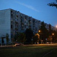 Ночной город :: Николай Холопов