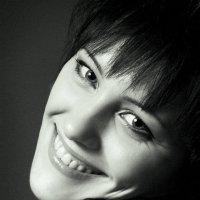 Girl with a smile. :: krivitskiy Кривицкий