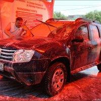 Моем машину - быть дождю))) :: °•●Елена●•° Аникина♀
