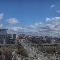 Панорама Ростова-на-Дону :: Константин Снежин