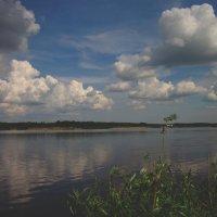 Волга... :: Павел Зюзин