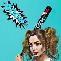 Pop Art для конкурса :: Алексей Масалов