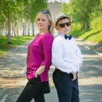 Джентельмен и Леди :: Роман Захватошин