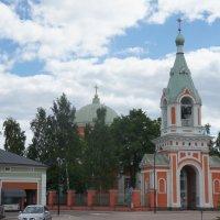 Хамина. Православная церковь Св. Петра и Павла :: Елена Павлова (Смолова)