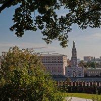 Софийская набережная. Вид из Кремля. :: Надежда Лаптева