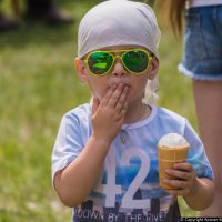 Мальчик удивился фотографу :: Роман Романов