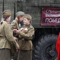 Подруги :: Александр Алексеенко