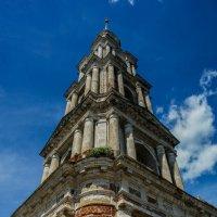 Затопленная колокольня в Калязине :: Дмитрий Беляков