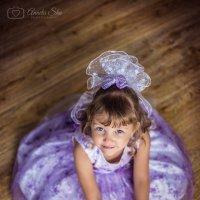Маленькая принцесса :: Аннета /Анна/ Шу