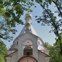 Церковь :: Галина Galyazlatotsvet