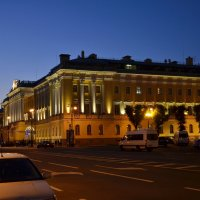 белая ночь :: Михаил Радин