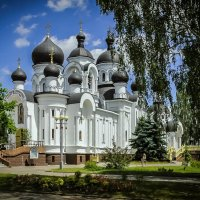 Барановичи. Церковь Жен-Мироносиц. Беларусь. :: Nonna