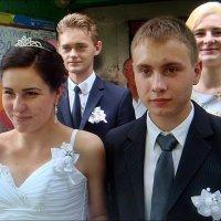 Алина и Иван :: Нина Корешкова