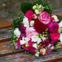 свадебный букет :: Марта Новик